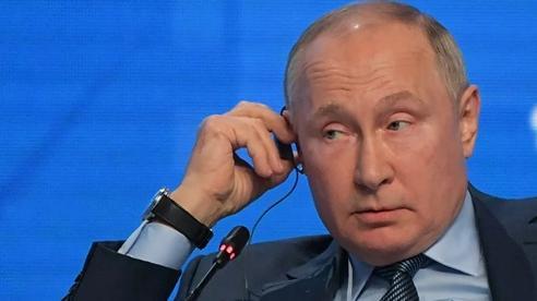 Tổng thống Putin giải thích về quá cảnh khí đốt Ukraine