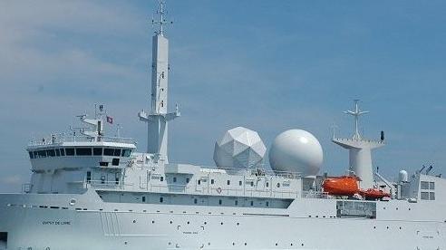 Vấn đề Đài Loan: Trung Quốc nói sẽ đưa ra biện pháp đúng đắn, tàu tình báo Pháp lượn ở Eo biển Đài Loan