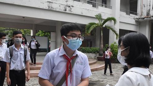 Học sinh một số vùng tại Đà Nẵng đi học trực tiếp từ ngày 18/10