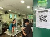 Quận Ba Đình: Cơ sở kinh doanh ăn uống tuân thủ quy định phòng dịch khi phục vụ tại chỗ