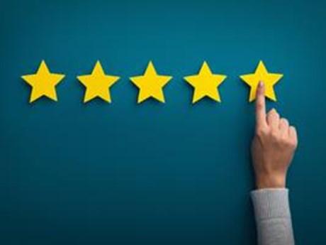 Cánh cáo Amazon, Google về giả mạo đánh giá của khách hàng trên mạng