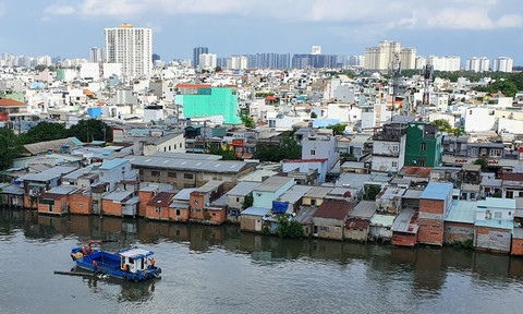 TPHCM: Đề xuất chi 9.073 tỷ đồng để cải tạo bờ Nam Kênh Đôi