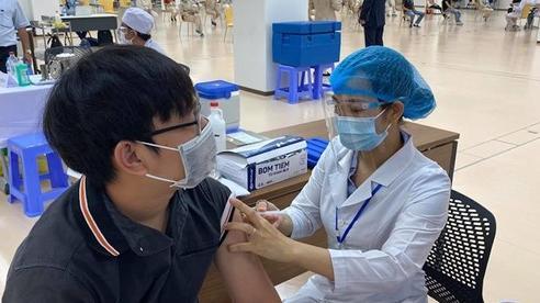 Cả nước đã tiêm được gần 60 triệu liều vaccine phòng COVID-19