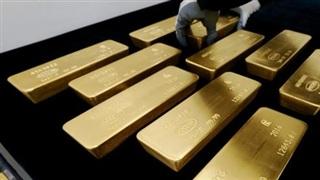 Kho vàng Nga đạt giá trị kỷ lục vì...đồng bạc xanh?