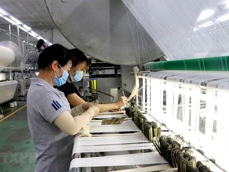 Hơn 40% doanh nghiệp tại tỉnh Long An đã hoạt động trở lại