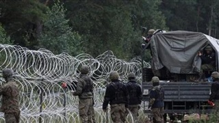 Ba Lan sẽ không xử lý hồ sơ xin tị nạn của người nhập cảnh trái phép
