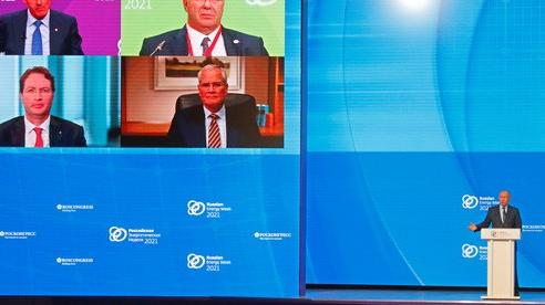 Nga phản bác chỉ trích về năng lượng