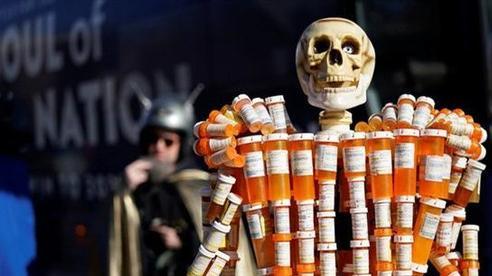 Số người tử vong do sử dụng thuốc quá liều ở Mỹ tăng gần 30%, mức cao kỷ lục năm thứ hai liên tiếp
