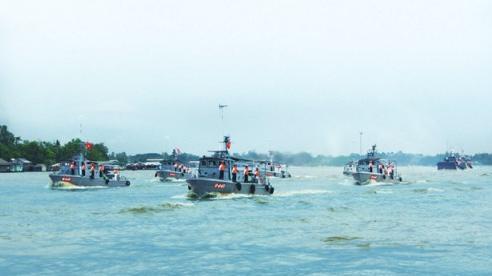 Lữ đoàn 962-Quân khu 9: Bảo vệ vững chắc chủ quyền biển, đảo