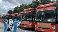 Đề xuất mở 88 'chuyến xe 0 đồng' đưa người dân đi - đến TP HCM