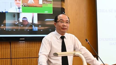 Chia sẻ kinh nghiệm kiểm tra, giám sát thi hành án dân sự Việt Nam và Pháp