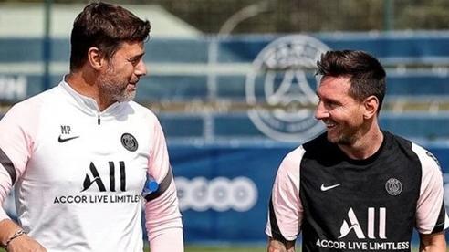 HLV Pochettino đưa ra khẳng định Messi sẽ đoạt Quả bóng vàng 2021
