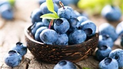 Ăn quả việt quất thường xuyên giúp xương chắc khỏe