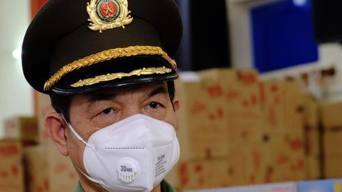 Giám đốc Công an TPHCM: Lực lượng công an không có tư tưởng nghỉ ngơi, buông lỏng