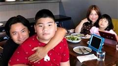 Hình ảnh mới nhất của vợ cũ Trương Minh Cường cùng hai con bụ bẫm, đáng yêu
