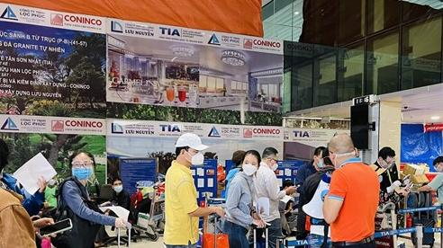 Đợt 1, Yên Bái đón 490 công dân từ các vùng dịch phía nam về quê an toàn