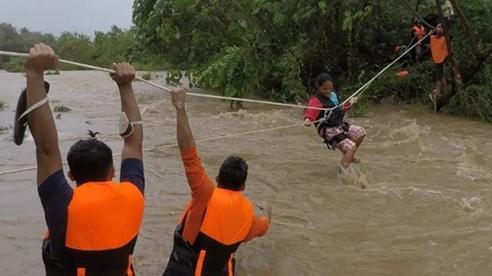 Nhiều người thiệt mạng do bão Kompasu