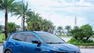 Ra mắt ô tô điện thông minh VinFast VF e34