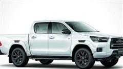 Toyota Hilux GR Sport 2022 ra mắt, giá bán 870 triệu đồng