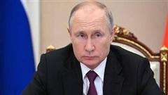 Ông Putin tuyên bố không nên vội vàng công nhận chính quyền Taliban