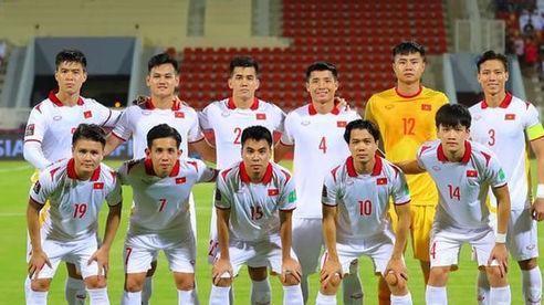 ĐT Việt Nam tụt 3 bậc trên BXH FIFA
