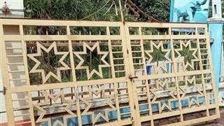 Cổng trường sập đè trẻ mầm non tử vong vừa đưa vào sử dụng 2 năm