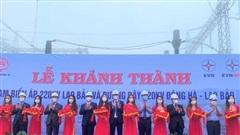 Quảng Trị: Khánh thành 2 công trình điện
