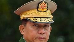 Thống tướng Myanmar không có trong danh sách dự Hội nghị thượng đỉnh ASEAN