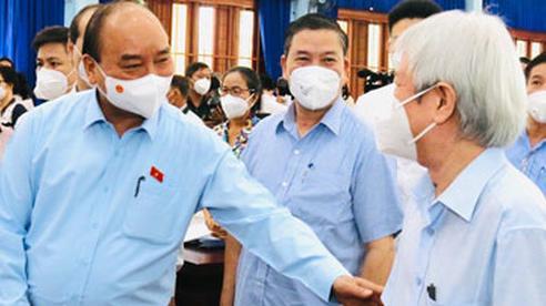 Tâm huyết của cử tri TP HCM gửi đến Quốc hội