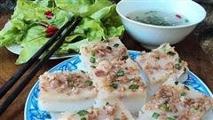 Các món bánh dân dã ở Cao Bằng