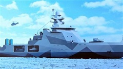 Nga nói thẳng chuyện tàu phá băng mang Kalibr