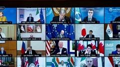 Đồng thuận và khác biệt tại thượng đỉnh G20 về Afghanistan