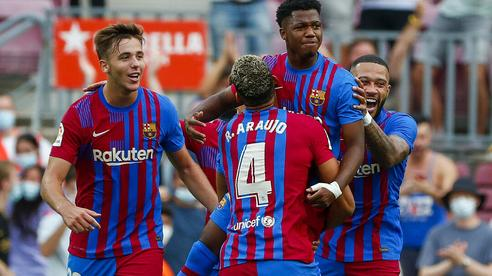 Barcelona dùng 1 tỉ euro giữ chân sao 18 tuổi