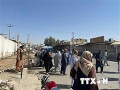 Tình hình Afghanistan: IS thừa nhận tiến hành vụ tấn công ở Kandahar