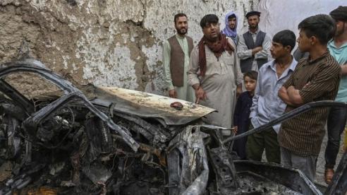 Hoa Kỳ cam kết bồi thường nạn nhân vụ không kích nhầm ở Kabul