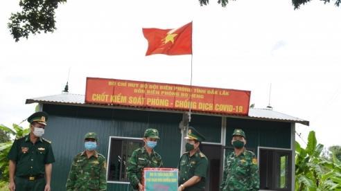 Đắk Lắk: Kiểm tra công tác phòng chống dịch trên các tuyến biên giới