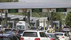 Mexico và Mỹ thông báo kế hoạch mở cửa lại hoàn toàn biên giới đường bộ