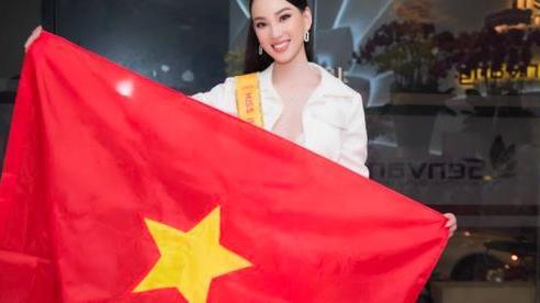 Đồng hương Đăk Lăk của H'Hen Niê đem 80kg hành lý đến Ai Cập dự thi Miss Intercontinental