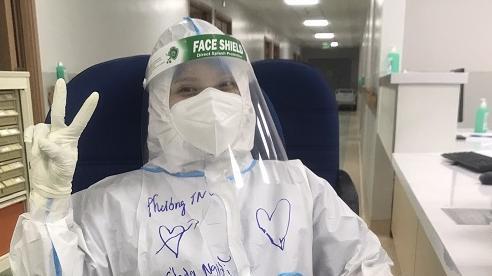 Trải lòng của nữ tình nguyện viên chăm sóc F0 mắc kẹt tại Sài Gòn