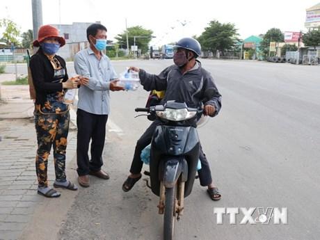 Ninh Thuận linh hoạt hỗ trợ người dân về quê từ vùng dịch COVID-19