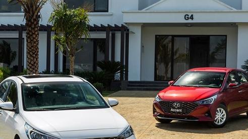 Hyundai Accent bất ngờ quật ngã mẫu xe 'quốc dân', đắt hàng gấp đôi: Vũ khí nằm ở thân xe