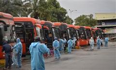 Thêm 2.000 công dân của 3 tỉnh được Phương Trang hỗ trợ đưa về quê
