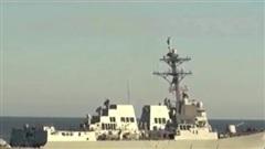 Mỹ sẽ tiếp tục cho tàu vào nơi bị Nga xua đuổi