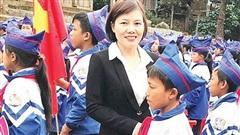 Dạy - học song ngữ Việt - H'Mông nơi cổng trời