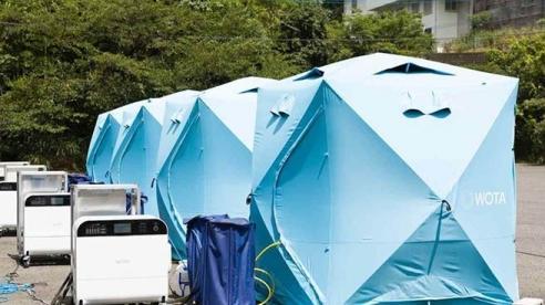 Nhật Bản ứng dụng công nghệ để giải quyết vấn đề thiên tai