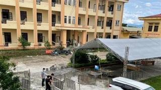 Phú Thọ triển khai phòng dịch sau khi phát hiện hàng chục ca Covid-19 trong cộng đồng
