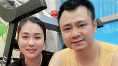 Vợ kém 12 tuổi của NSND Tự Long trẻ trung vì chăm thể dục