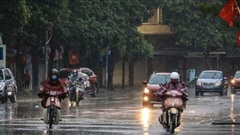 Bắc Bộ trời lạnh, mưa lớn ở Trung Bộ và Bắc Tây Nguyên