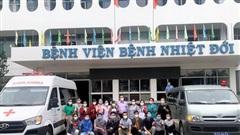 Bệnh viện Bệnh Nhiệt đới TP HCM chi viện Bệnh viện Điều trị Covid-19 tỉnh Sóc Trăng