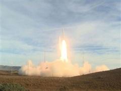 Mỹ dự định phóng một tên lửa chưa xác định ở Thái Bình Dương